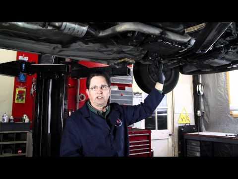 ... Automatic Transmission Fluid Leaks on Older Mercedes Benz
