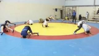 المصارعة الرومانية امل الأردن لحصد ميدالية اولمبية