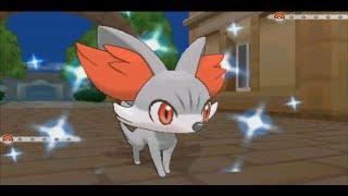 getlinkyoutube.com-LIVE! Shiny Fennekin In Pokemon X/Y after 3,450 SR's! (w/facecam) [ISHC 2014]