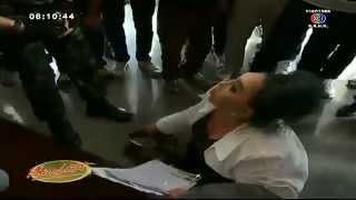 getlinkyoutube.com-เรื่องเล่าเช้านี้ เดือด ลีน่าจัง บุกเดี่ยวขอความเป็นธรรมถูกตัดสัญญาณฮอตทีวี 22 พฤษภาคม 2014