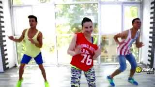 getlinkyoutube.com-Pitbull   Fun ft  Chris Brown  Zumba by Narciss & Kamil  NERO DANCE CENTRE