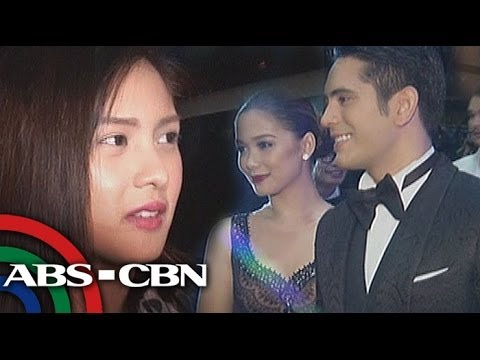 Kim Chiu, reconciled with Gerald, Maja