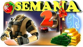 getlinkyoutube.com-Respawnables| SEMANA 2 | WINTER CAMP ▶GAMEPLAY
