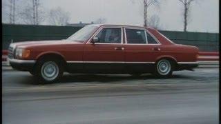 getlinkyoutube.com-Test und Beweis - die Qualitäten der Mercedes S-Klasse W126, 1982