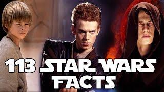 113 EPIC Star Wars Prequel Facts! | Secrets of Cinema Episode #35 - TheJongasm