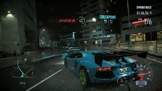 getlinkyoutube.com-Need For Speed 2016 PC - Lamborghini Aventador LP700-4 Fully Upgraded Gameplay (With Perfect Tuning)
