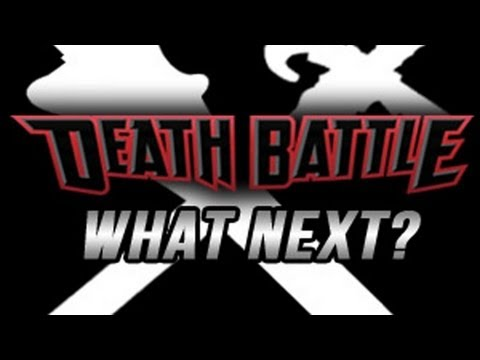 DEATH BATTLE! - 25 episodes later . . . what next?