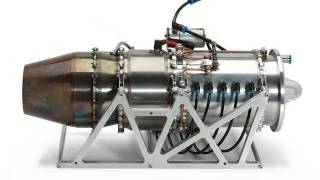 getlinkyoutube.com-5 Stage Axial-Flow Micro Turbine - The Worlds Most Advanced Micro Jet.