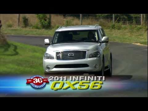Road Test: 2011 Infiniti QX 56