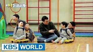 getlinkyoutube.com-Daebang's five brothers! Good to see you again [The Return of Superman / 2017.02.26]