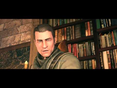 Sniper Elite Ep  5 Part 2 - Informant Beastality!!