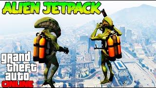 getlinkyoutube.com-GTA V MOD DOS ALIENS Y UN JETPACK!! JETPACK EN GTA 5 ONLINE PC Funny moments Makiman