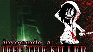 getlinkyoutube.com-INVOCANDO A JEFF THE KILLER - invocacion creepypasta