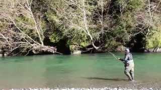 getlinkyoutube.com-Swing North-Fly Fishing Winter Steelhead-California Trout