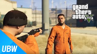 getlinkyoutube.com-GTA 5 감옥 모드: 경찰에게 잡히면 감옥에 간다?! - GTA 5 Mod Showcase: Prison Mod