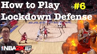 getlinkyoutube.com-NBA 2K16 Defense Tutorial : How to Defend NBA 2K16 Tips : How to Win with Defense Sam Pham #56