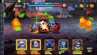Dot Arena 刀塔传奇 - Chapter 16 Boss (6.3M) New