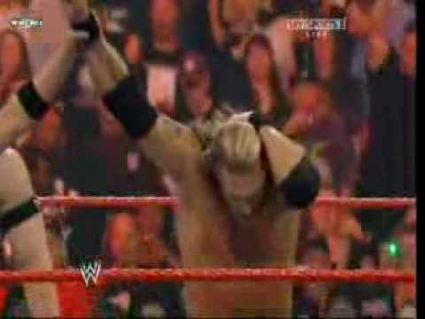 Undertaker, Triple H, John Cena & Kane vs Randy Orton, JBL, Edge & Chavo Guerrero Part 3