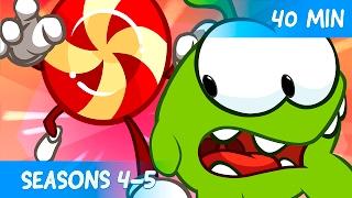 getlinkyoutube.com-Om Nom Stories - Seasons 4-5 (ALL Episodes)