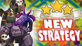 """getlinkyoutube.com-Clash of Clans - BEST NEW CLAN WAR STRATEGY! """"SHATTERED LAVALOONION"""" New 3 Star Attack Strategy!"""