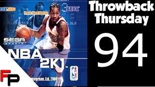 getlinkyoutube.com-NBA 2K1 - Sega Dreamcast - Throwback Thursday - Ep. 94