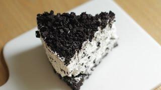getlinkyoutube.com-노오븐 오레오치즈케이크 만들기(No Bake Oreo Cheesecake)