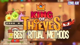 getlinkyoutube.com-King of Thieves: BEST Ritual Methods
