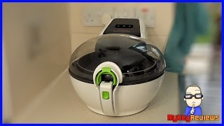 getlinkyoutube.com-Tefal ActiFry Express XL - Air Fryer | Brief Review & Demonstration | MyKeyReviews