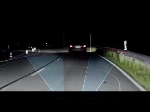Mercedes-Benz многолучевые LED фары