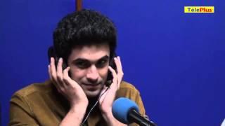 getlinkyoutube.com-Sanam Puri dans le studio de Radio Plus