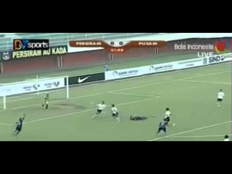 Persiram Raja Ampat vs Putra Samarinda (1-0) Indonesia Super League 2014