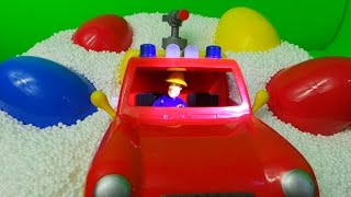 getlinkyoutube.com-FIREMAN SAM WITH VENUS LUCKY DIP AND SURPRISE EGG OPENING SPECIAL
