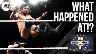 WHAT HAPPENED AT: NXT TakeOver Philadelphia