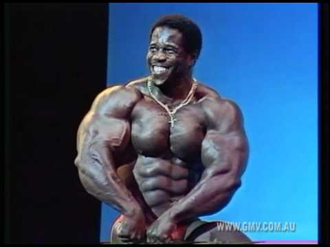 MASTERS OF MUSCLE #1: The Superstars of World Bodybuilding: The 1980s from GMV Bodybuilding