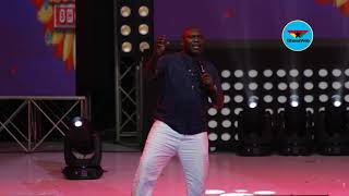 Highlights of Salvado's epic delivery at 2018 Easter Comedy show width=