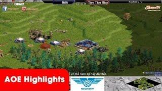getlinkyoutube.com-AOE Highlights, Mồm há hốc, tim ngừng đập và một trận đấu mãn nhãn của Chim Sẻ Đi Nắng