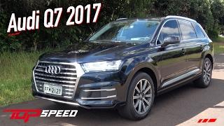 Avaliação Audi Q7 3.0 V6 |Canal Top Speed