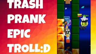 getlinkyoutube.com-Growtopia | Trash prank EPIC TROLL:D