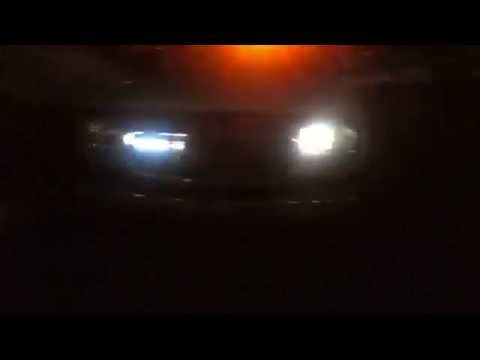 2003 GMC led strobe lights