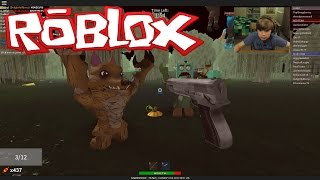 FRIGHT NIGHT | ROBLOX | Kid Gaming
