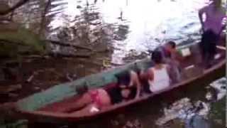 getlinkyoutube.com-una mujer de 24 año se ahoga en el  rio siquia.