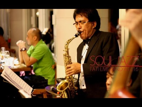 HK Wedding Live Jazz Band(Hong Kong):Fati music- Quando Quando(Heineken 海尼根啤酒廣告曲)