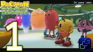 getlinkyoutube.com-Pac-Man And The Ghostly Adventures Walkthrough - Gameplay Part 1 - Pacopolis: Invasion