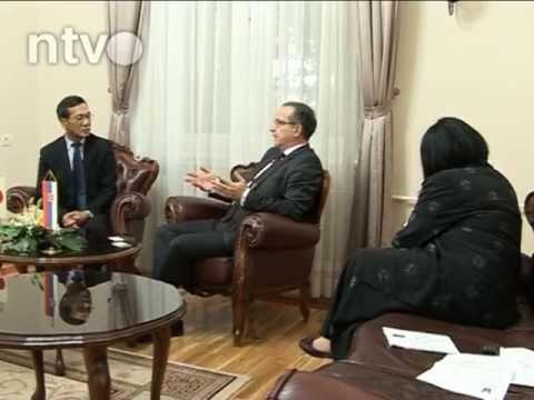 Japanski ambasador u Nišu: Velike mogućnosti za saradnju | 30.09.2013.