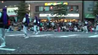 getlinkyoutube.com-フェスタ町田2008 諸見里青年会