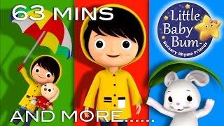 getlinkyoutube.com-I Hear Thunder | Plus Lots More Nursery Rhymes | From LittleBabyBum!