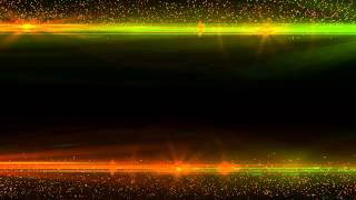 getlinkyoutube.com-4K UHD Top & Down Flare Border Particle Style Menu Title Animation