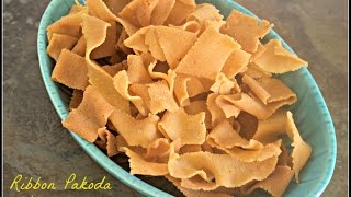 getlinkyoutube.com-Instant Nada Recipe | Ribbon Pakoda Murukku (Instant version) | Diwali Snacks