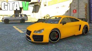 getlinkyoutube.com-Grand Theft Auto V - Customizing Obey 9F Sports [AUDI R8] and Racing - Part 6 [GTAV]