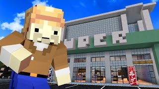 getlinkyoutube.com-Tokyo Soul - THE SUPER STORE! #11 (Minecraft Roleplay)